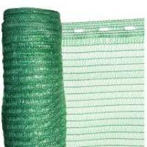 Árnyékoló háló (Raschel, zöld, 1,2 x 50 m)