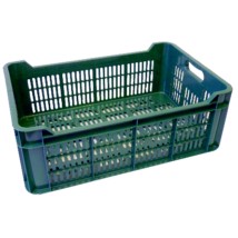 Rekesz (műanyag, M20)