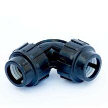 KPE könyök (TOK-TOK) 25 mm