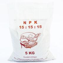 NPK 3 x 15 komplex 5 kg