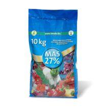 Kiskertész műtrágya MAS 27% mészammonsalétrom  10 kg