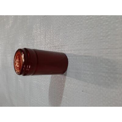 Dugókapszula 31 x 60 mm rubin
