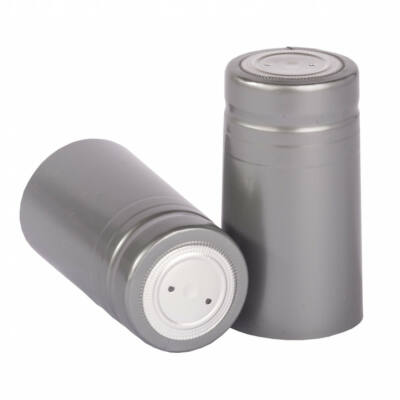 Dugókapszula 31 x 60 mm ezüst