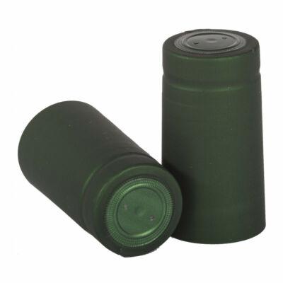 Dugókapszula 31 x 60 mm zöld
